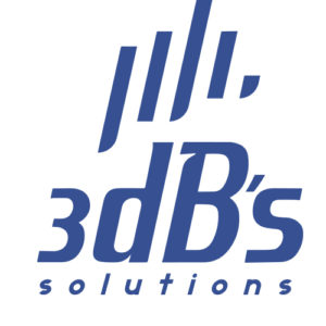 3dB's Solutions Logo